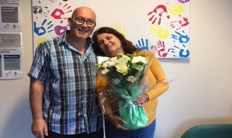 Yorkshire foster carers celebrate special guardianship | Team Fostering Leeds